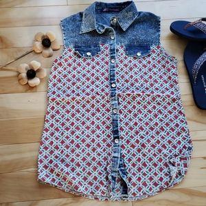 3R Street Wear - sleeveless top